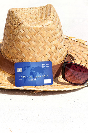 holiday budget: Pay cash on holiday with a credit card