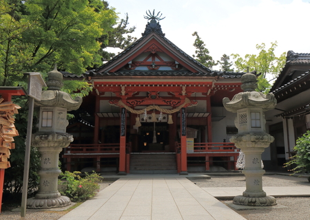 ishikawa: Kanazawa Shrine Ishikawa Japan