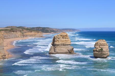 apostles: Twelve Apostles Melbourne Australia Stock Photo