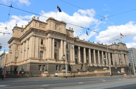 historical architecture: Historical Architecture Parliament of Victoria Melbourne
