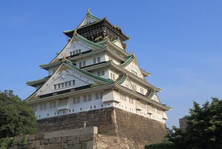 Osaka Castle Japan 報道画像