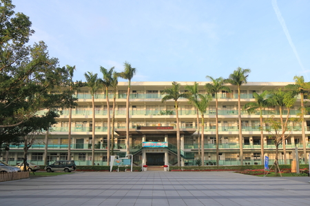 doctoral: Taipei Taiwan - December 3, 2016: University of Taipei. University of Taipei is an institution of higher education in Taipei offering 53 bachelor, master, and doctoral degree programs in 4 colleges.
