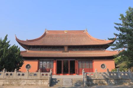 confucian: Confucian temple Suzhou China