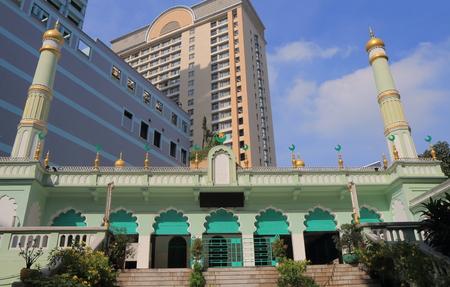 Saigon Central Mosque Ho Chi Minh City Vietnam