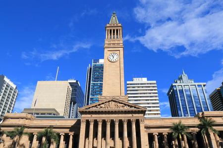 City Hall Museum of Brisbane historical architecture Australia