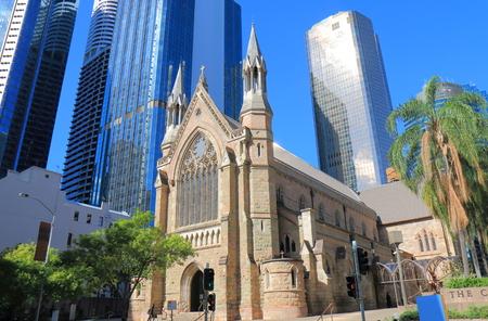 St Stephens cathedral Brisbane Australia
