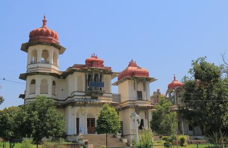 Gulab Bagh Library Udaipur India