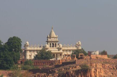Jaswant Thada cenotaph Jodhpur India