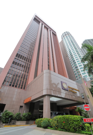 Singapore-November 15, 2018: Monetary Authority of Singapore MAS... Monetary Authority of Singapore MAS is Singapores central bank and financial regulatory authority established in 1974