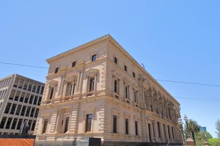 Old Treasury building Melbourne Australia