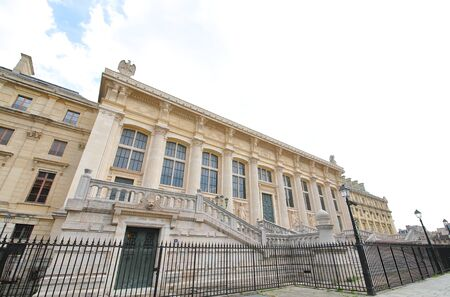 Supreme court of France in Paris France