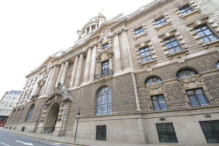 Central Criminal Court London UK