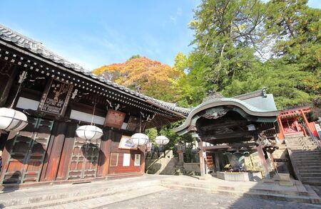 Todaiji temple Nigatsudo Nara Japan 報道画像