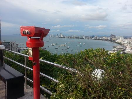 Beautiful Pattaya view point