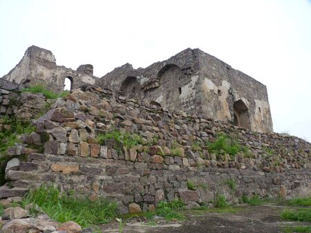 Old Indian Fort