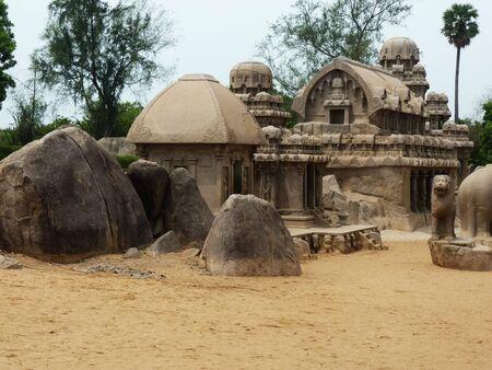 costal: Mahabali Puram