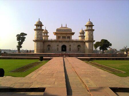 The Mini Tajmahal at Agra