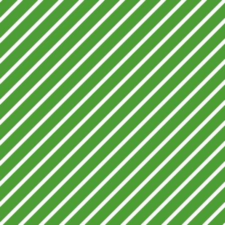 Abstract diagonal traditional green Christmas pattern.