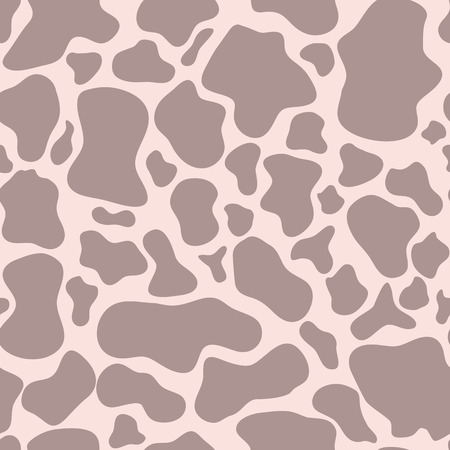 Seamless pink giraffe skin pattern Glamorous giraffe skin print texture background Cute pink wallpaper for baby girl design little girls babies clothes pajamas baby shower design Vector illustration. Foto de archivo - 126480948