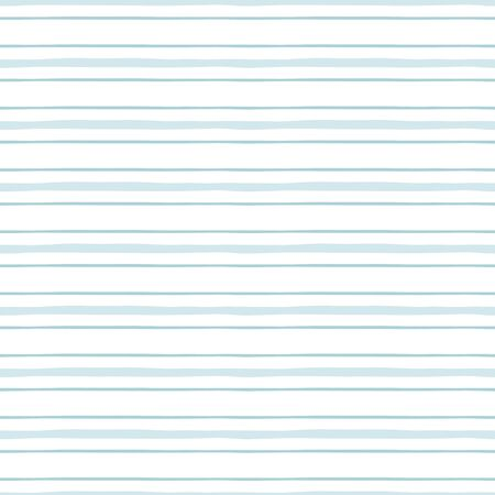 Seamless pattern with light blue stripes Pastel blue lines baby boy geometric horizontal pattern Man design template. Cute baby shower blue color background. Childish textile Vector illustration. Stock fotó