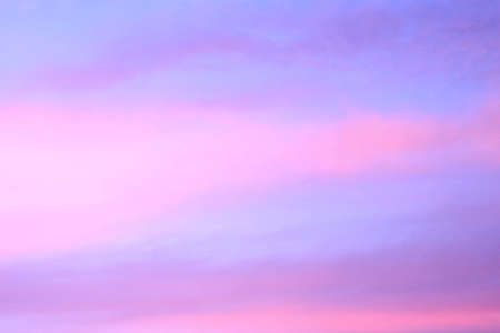 blue cloudy sky: The texture of the twilight sky, background, color Stock Photo