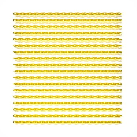 Animation frame (sprites) gold chain