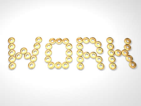 word work from gold gears