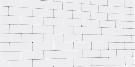 wall of big gray blocks