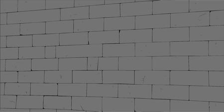 cripta: Muro di grosse pietre scure