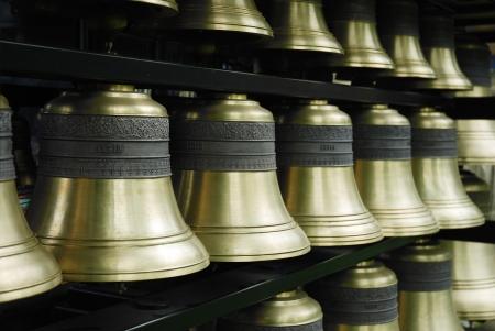 Carillon bells Stock Photo - 11178489