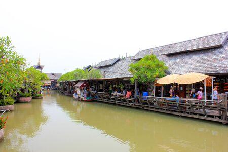 travel Water market shopping thailand