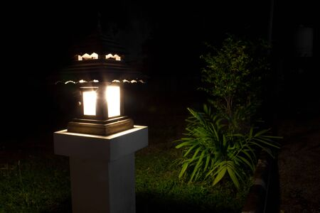Lamp Garden home design equipment