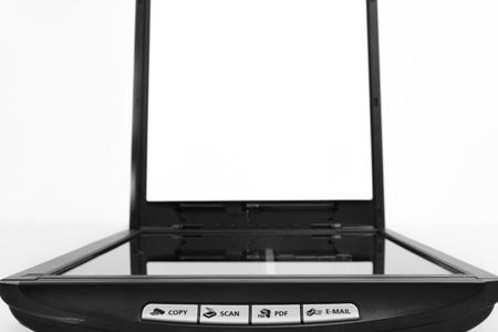 xerox: Xerox scanner business Stock Photo