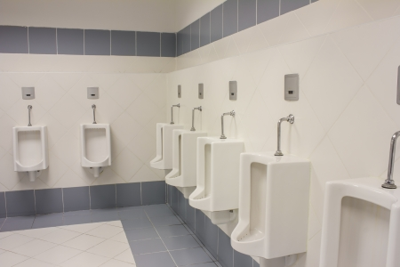 comfort male Toilet Urinals Stock Photo - 15710045