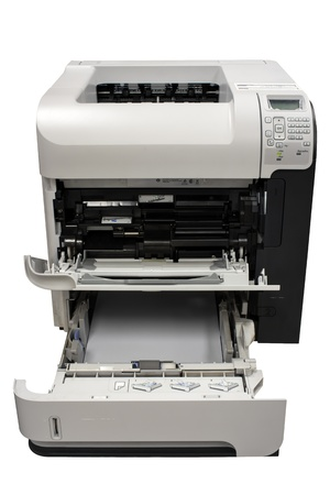 multifunction machine and paper photo