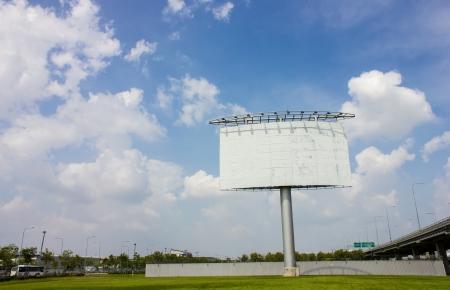 advertising board: Highway advertising board