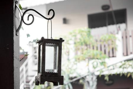 Lamp Decorate Vintage design