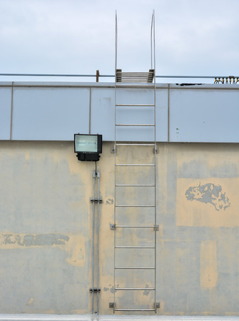 escape: a fire escape