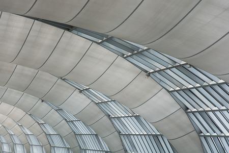 Structure Building design steel 写真素材
