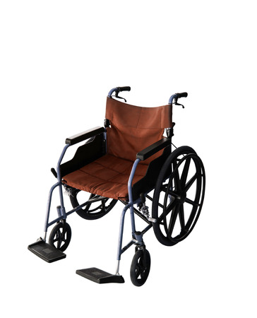 disablement: Colorful Wheelchair Stock Photo