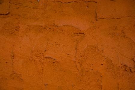 Wall orange Terracotta