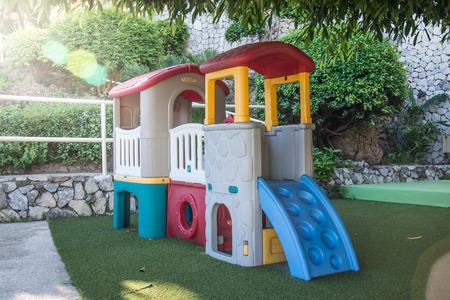 children's: A childrens playground