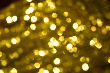 golden: golden bokeh background
