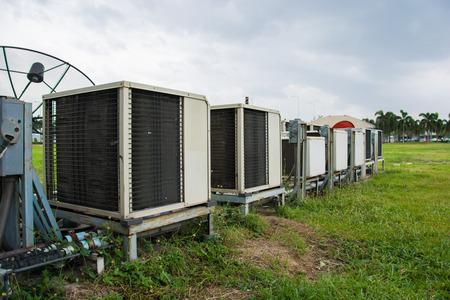 units: Air conditioners condenser units