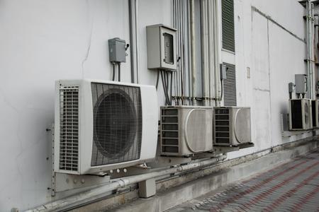 condenser: Air conditioners condenser units