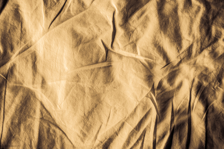 Texture of linen fabric canvas disastrously background Imagens