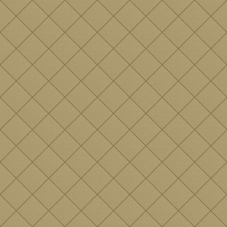 resilient: Linoleumcarpet with plaid fine texture. Light brown resilient flooring.