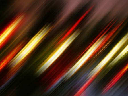 Red, yellow glowing diagonal light stripes on black abstract background Standard-Bild - 92616134