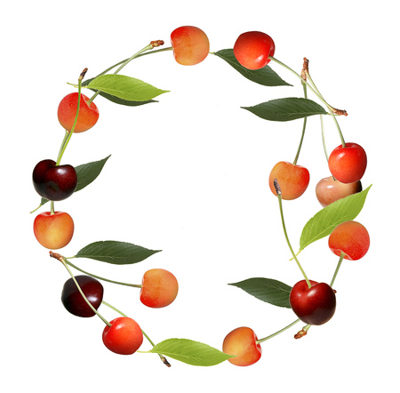 concatenation of cherries