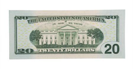 20: 20 Dollar Bill Volver